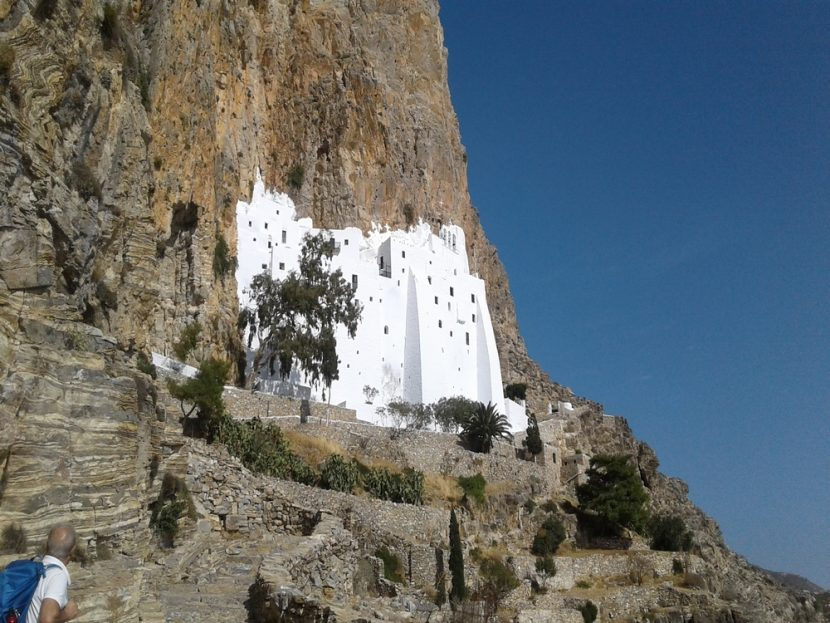 Amorgos formation ressources
